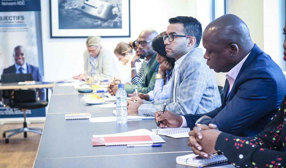 Global Compact Network RDC